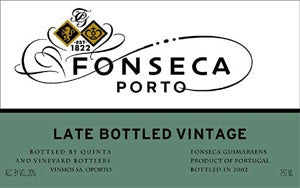 Fonseca 'Late Bottled Vintage' Porto 2014