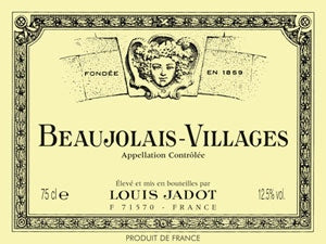 Louis Jadot Beaujolais Villages 2019