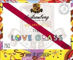 d'Arenberg 'The Love Grass' Shiraz 2014