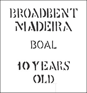 Broadbent 10 Year Boal Madeira NV