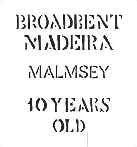 Broadbent 10 Year Malmsey Madeira NV