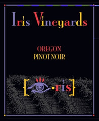 Iris Vineyards Pinot Noir 2018