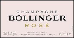 Bollinger 'Rose' NV