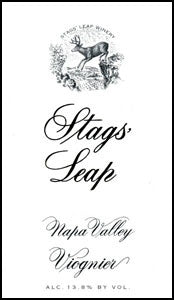 Stags' Leap Winery Viognier 2018