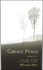 Ghost Pines Merlot NV