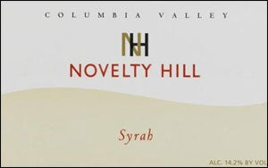 Novelty Hill 'Columbia Valley' Syrah 2018
