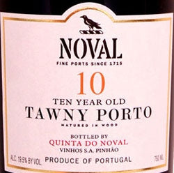 Quinta do Noval 10 Year Tawny NV