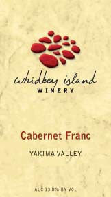 Whidbey Island Winery Cabernet Franc 2018