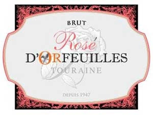 Domaine D'Orfeuille Brut Rose NV