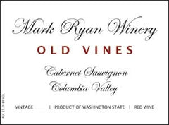 Mark Ryan Winery 'Old Vines' Cabernet Sauvignon 2018