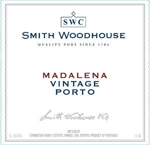 "Smith Woodhouse ""Madalena"" Vintage 1996"
