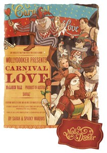 Molly Dooker Carnival of Love 2018