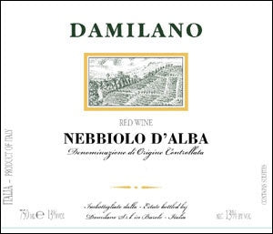 "Damilano ""Marghe"" Langhe Nebbiolo DOC 2017"