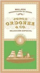 Ordonez Seleccion Especial No. 1 375ML 2015