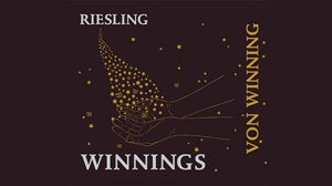 "Von Winning Riesling ""Winnings"" 2018"