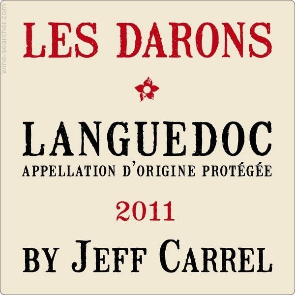 Les Darons' by Jeff Carrell 2017