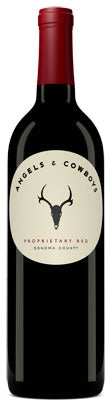 Angels & Cowboys Sonoma Proprietary Red 2018
