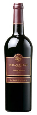 Peirano Estate Vineyards Tempranillo 2018