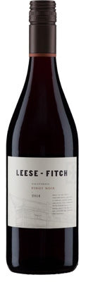 Leese Fitch Pinot Noir 2018