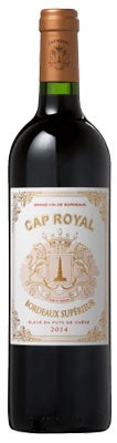Cap Royal Bordeaux Superieur 2015