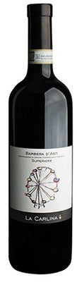 La Carlina Barbera d'Asti Superiore 2016
