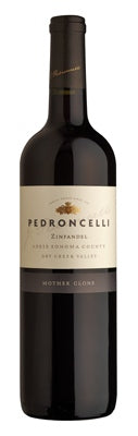 Pedroncelli 'Mother Clone' Zinfandel 2018
