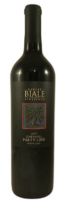 Biale Party Line Zinfandel 2018