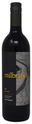 Milbrandt Family Columbia Valley Merlot 2017