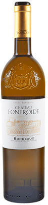 Chateau Fonfroide Bordeaux Blanc 2018