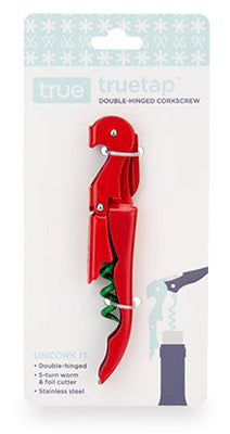 TRUE DBL-HNGE HOLIDAY CORKSCREW