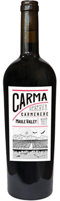 Carma 'Colchagua Valley' Carmenere Estate Bottled 2016