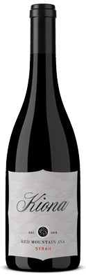 Kiona Vineyards Red Mountain Syrah 2016