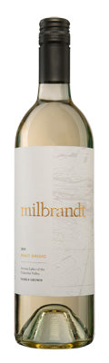 Milbrandt Family Columbia Valley Pinot Grigio 2019