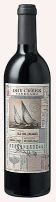 Dry Creek Vineyard 'Old Vine' Zinfandel 2016