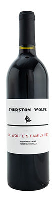 Thurston Wolfe Family Red 2018