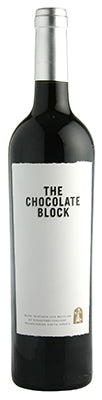 The Chocolate Block by Boekenhoutskloof 2017