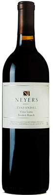Neyers Borden Ranch 'Vista Luna' Zinfandel 2018