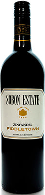 Sobon Estate 'Fiddletown' Zinfandel 2018