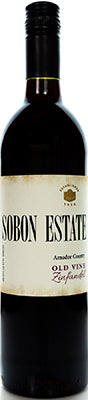 Sobon Estate 'Old Vines' Zinfandel 2019