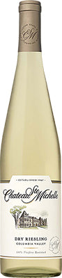 Chateau Ste Michelle 'Columbia' Dry Riesling 2018