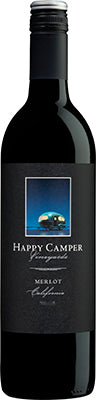 Happy Camper Merlot 2017