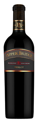 Pepper Bridge Walla Walla Merlot 2017