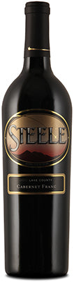 Steele 'Lake County' Cabernet Franc 2016