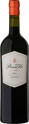 Pascual Toso Reserve Malbec 2014