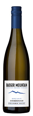 Badger Mountain Organic Chardonnay 2019