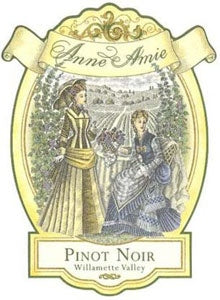 Anne Amie Willamette Valley Pinot Noir 2018