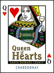 Queen of Hearts Chardonnay 2017