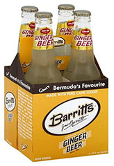 Barritts Ginger Beer 4pk