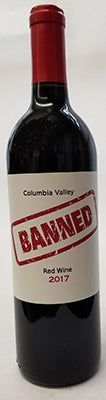 Banned Red Blend 2017