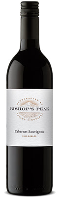 Bishop's Peak Cabernet Sauvignon 2017